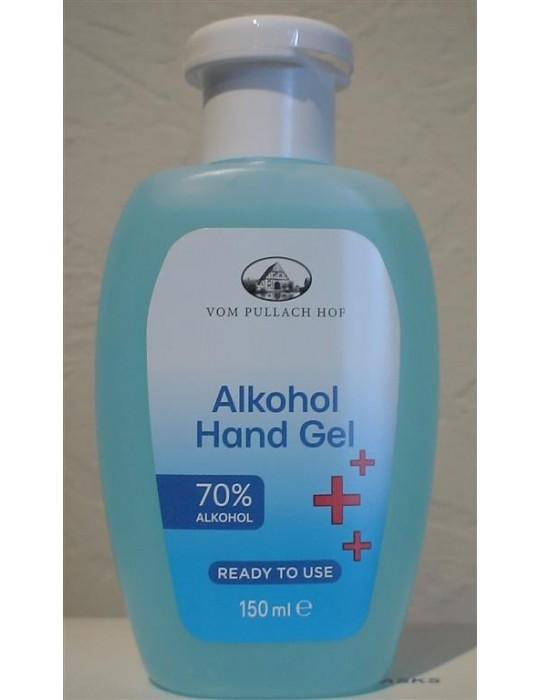 Handgel Extra Hygiëne 70% alcohol - 150 ml met klepdop