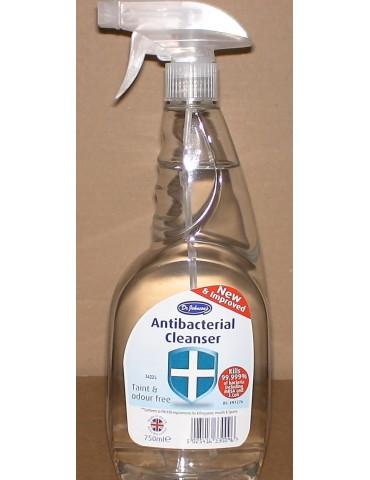 antibacterial cleanser 3 stuks 750 ml