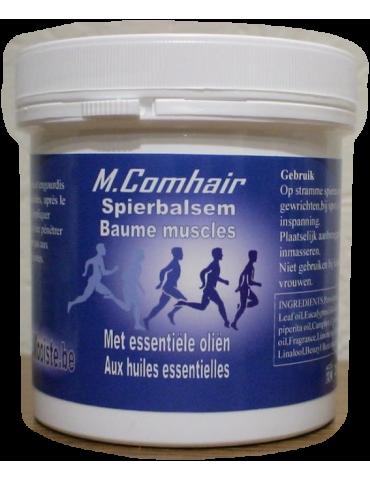 baume musculaire pour sportifs et non sportifs