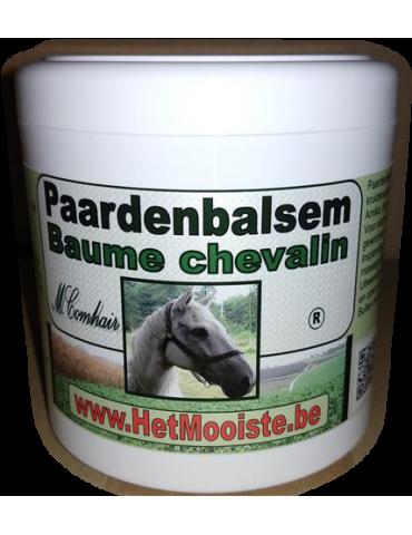 Baume Chevalin - Soulage arthrose cervicale, arthrose genou - 500ml