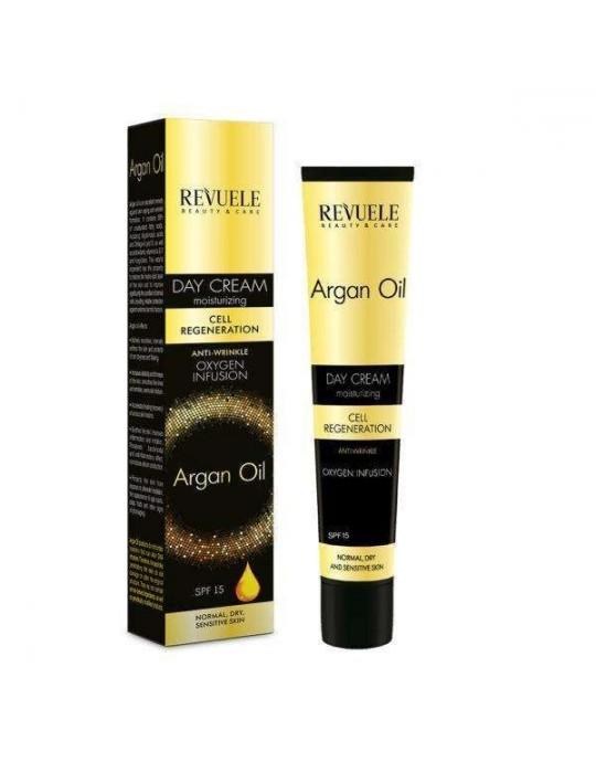 dagcreme met argan oil