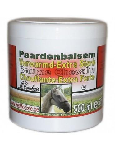 Baume chevalin -chauffante-extra forte -500 ml