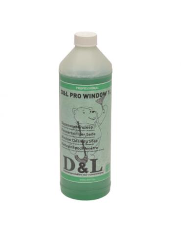 savon nettoyant pour vitres - fenêtre-savon professionnel-1L