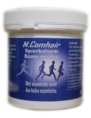 M.Comhair baume muscles
