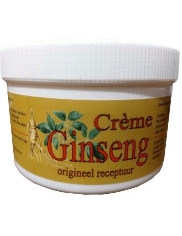 La crème au ginseng-extra ginseng