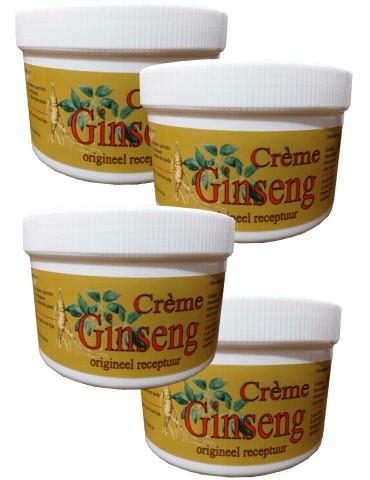 La crème au ginseng