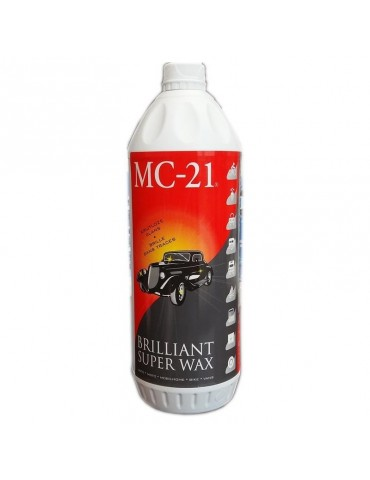 MC-21 BRILLIANT SUPER WAX