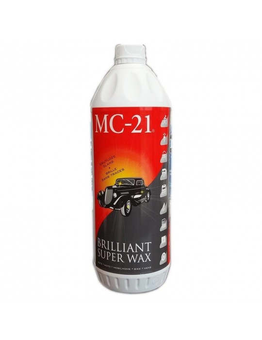 brilliant super wax mc21